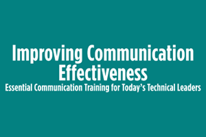 Improving Communication Effectiveness